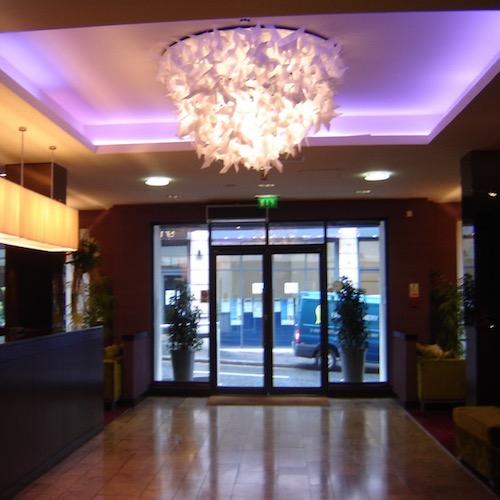 MALDRON HOTEL DERRY LOBBY 1