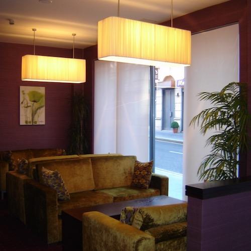 MALDRON HOTEL DERRY LOBBY 3
