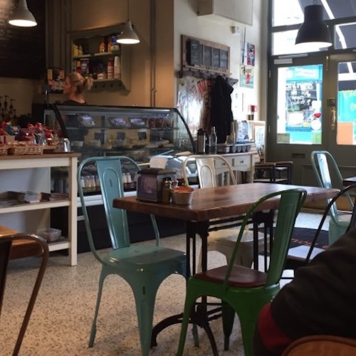 THE SCULLERY CAFE INTERIOR DERRY 6