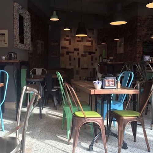 THE SCULLERY CAFE INTERIOR DERRY 7