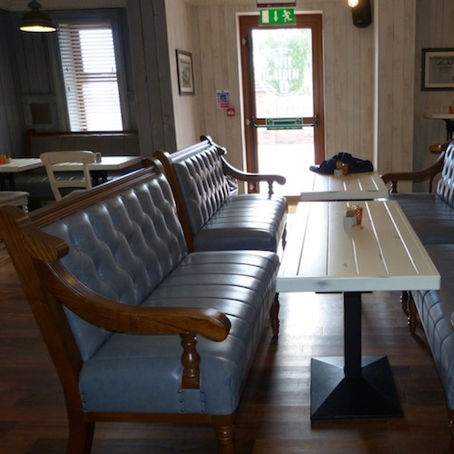 THE TAPHOUSE ENNISKILLEN DINING AREA